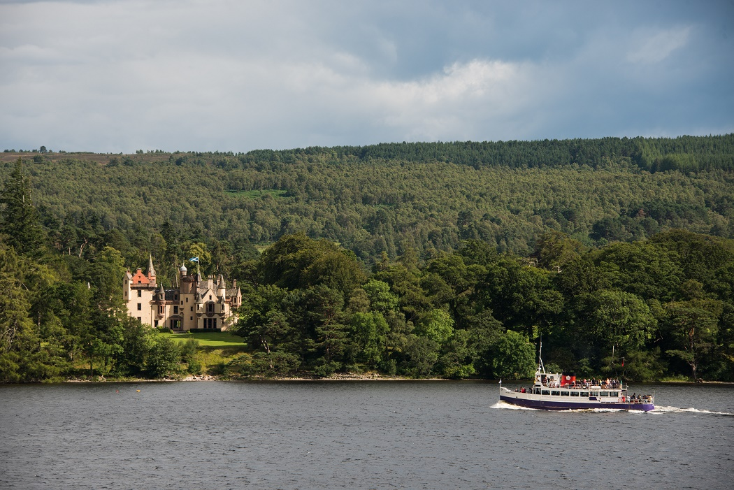 Jacobite cruises loch ness - Highland Glamping