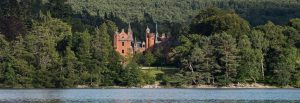 Hire An Entire Castle Loch Ness Aldourie Castle
