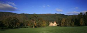 Aldourie Castle Loch Ness.