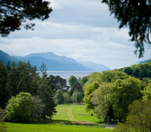 Aldourie Castle Estate | Loch Ness Scotland | Things to do in Loch Ness