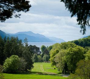 Aldourie Castle Estate   Loch Ness Scotland   Things to do in Loch Ness