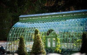 Aldourie Castle Estate glasshouses
