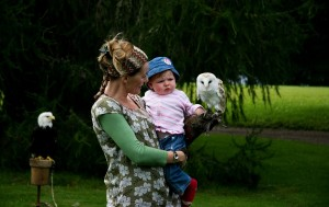 falconry exclusive use aldourie castle