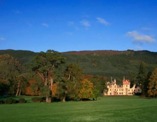 Aldourie Castle Estate