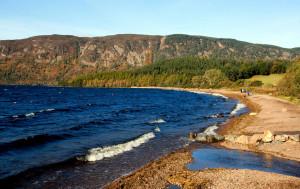 Aldourie Castle Loch Ness