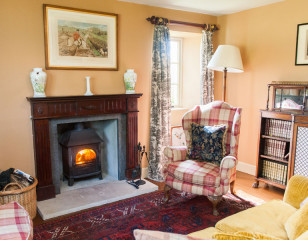 Gate Lodge Living Room