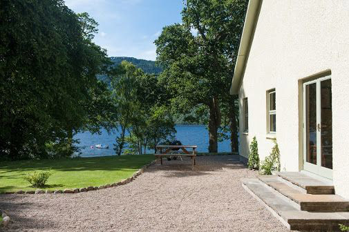 pier cottage holiday loch ness scotland