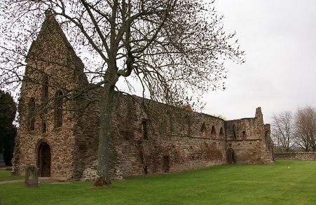 Beauly Priory Scottish Highlands