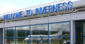 direct flights london to inverness