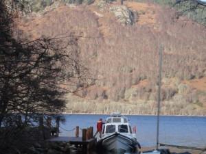 aldourie castle estate loch ness boat rides