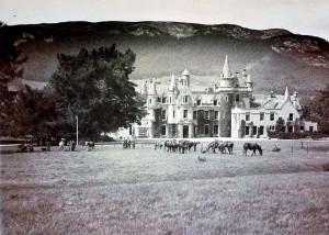historic Aldourie Estate Scotland