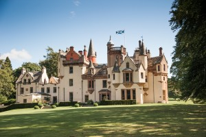 Aldourie Castle historic property