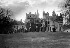 historic Aldourie Castle Estate Scotland