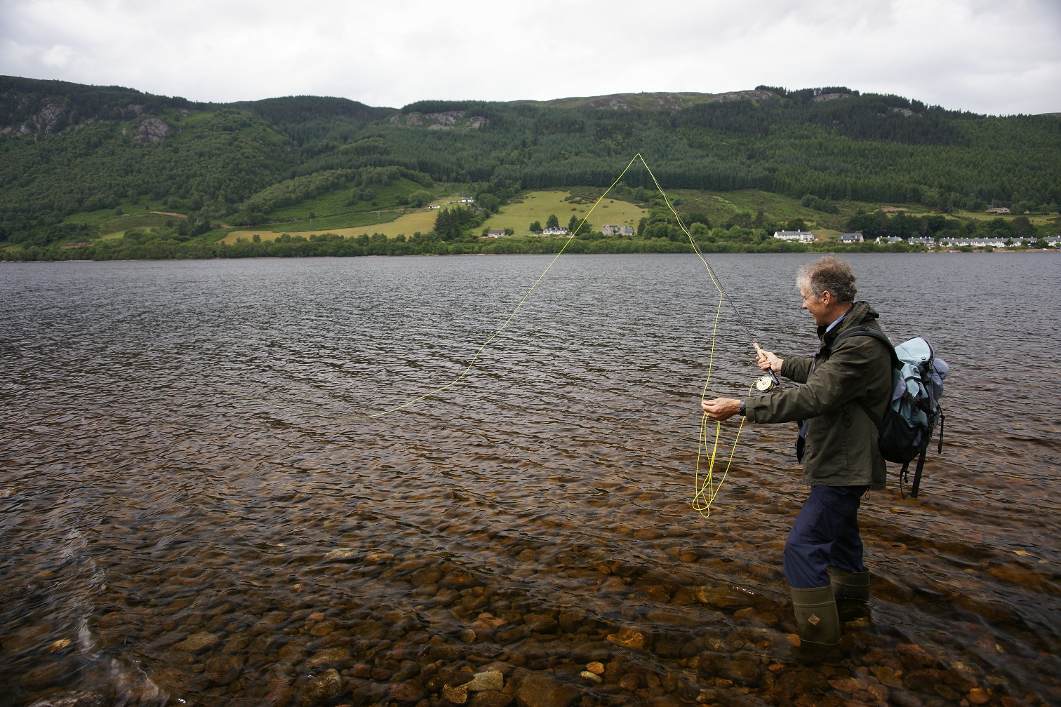Fishing - Loch Ness Holiday Activities