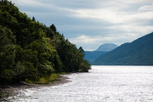 beautiful loch ness