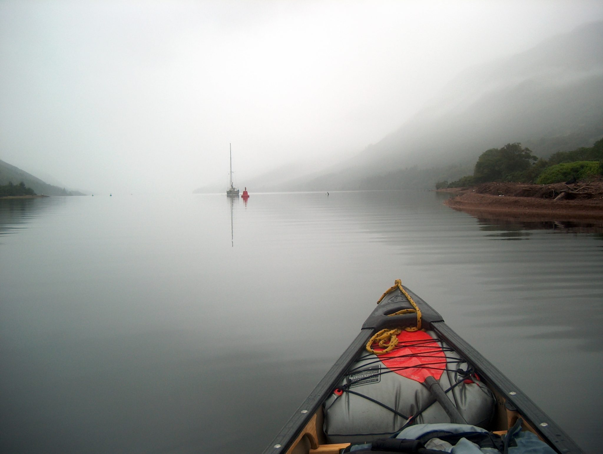 Canoeing Loch Ness Holiday Activities