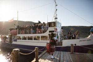 jacobite queen boat