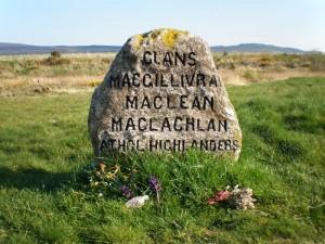 Clan Memorial Scotland