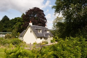 Garden Cottage Loch Ness
