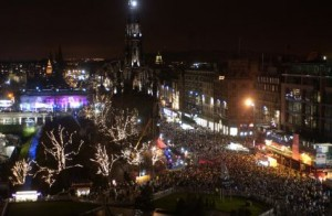 Hogmanay Street Celebration
