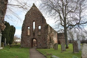 Beauly Priory - Things to Do Near Aldourie Castle