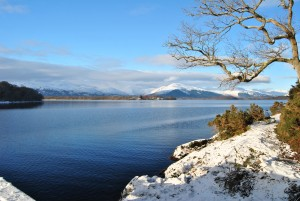 loch lomond winter