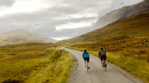 Road Cycling Highlands Activity