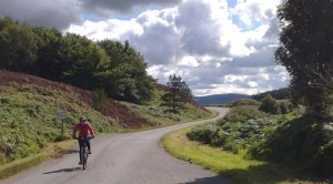 Cycling Holidays Scotland