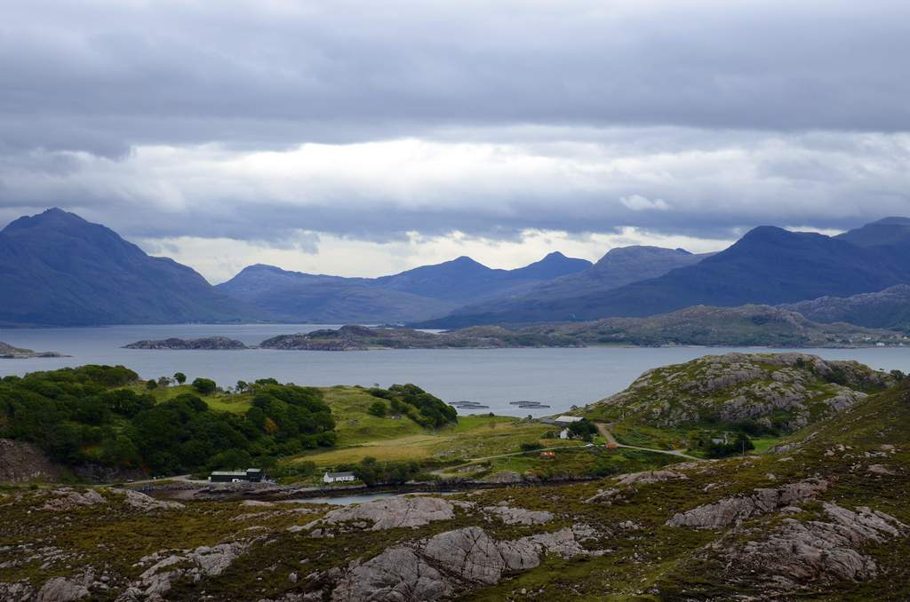 Applecross peninsula, Scotland