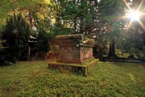 17. Aldourie Estate - Graveyard