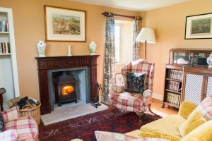 luxury self-catering holiday cottage