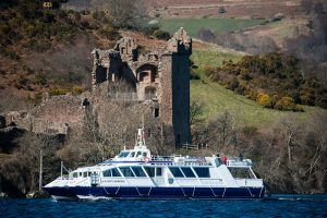 Jacobite cruises loch ness