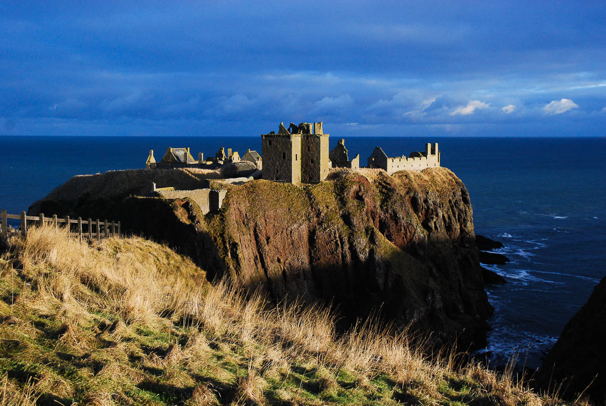 Scottish Highlands' top 3 castles
