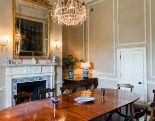 Aldourie Castle Lairds Room