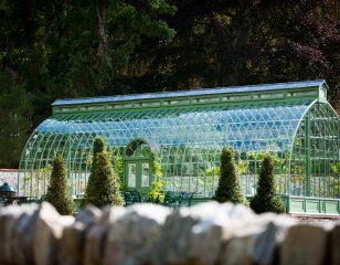 Aldourie Castle Glasshouses