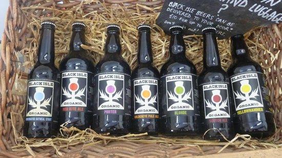 Black Isle Brewery Tour