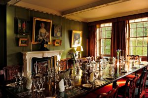 Stay in Your Own Scottish Castle Luxury Dining Room