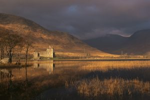 Scottish castle vacations