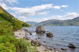 Scottish castle vacations